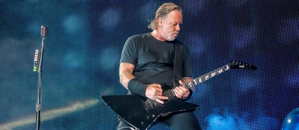 How to sound like Metallica's James Hetfield?