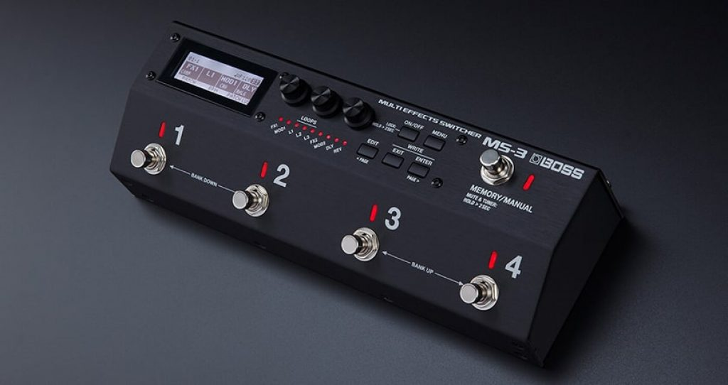 Multi-Effects Pedals vs Individual Pedals