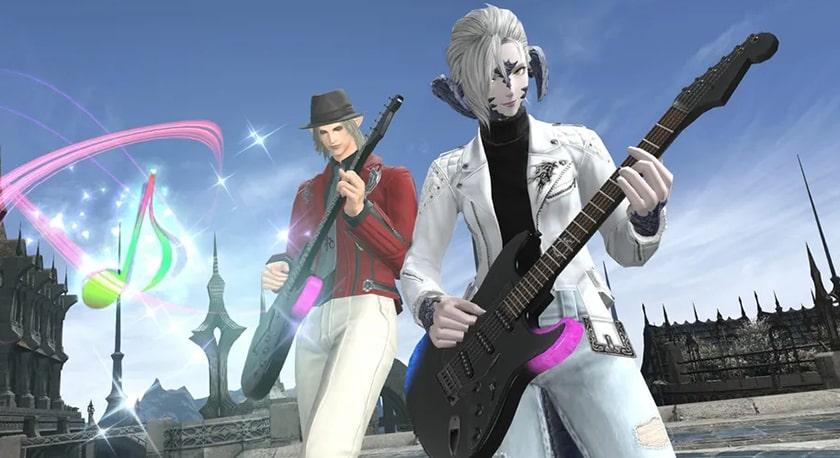 Fine Guitar for Final Fantasy