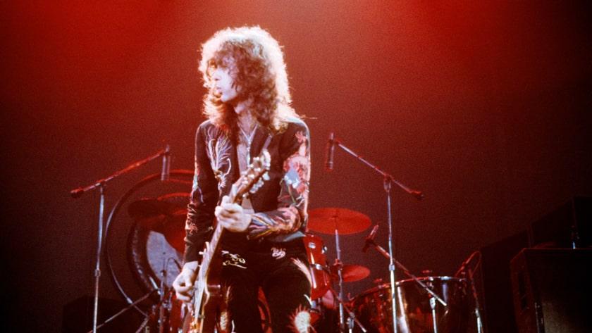 Guitar riff of generation