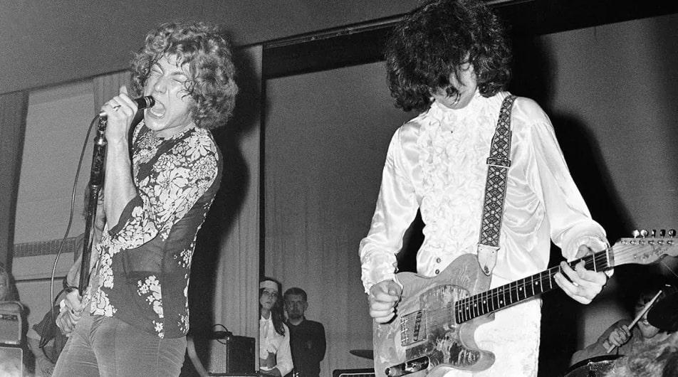 Led Zeppelin's secret revealed